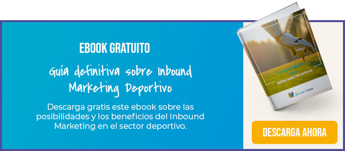 Guia sobre Inbound Marketing Deportivo